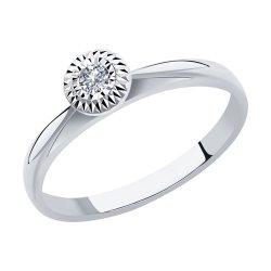 Inel de logodnă din aur SOKOLOV art 1012011-3